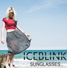 Iceblink sunglasses Hand made in Italy Limited edition www.iceblink.it
