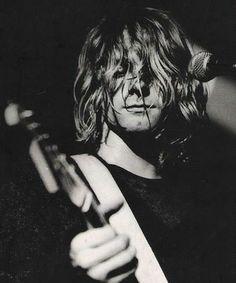 Kurt Cobain, presumably in the 1990s