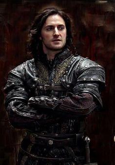 Richard Armitage . Sir Guy of Gisborne