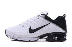 Nike AIR Shox OZ Black Silver Red Mens Trainning Shoes - ShoesClan.com Mens Nike Shox, Nike Shox For Women, Nike Shox Nz, Mens Nike Air, Nike Men, Nike Air Max, Retro Sneakers, Air Max Sneakers, Cheap Nike Shoes Online