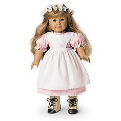 American Girl - Kirsten's Apron Dress