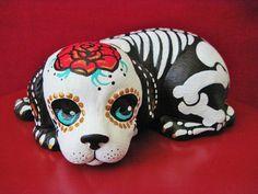 .. - #DayofTheDead #SantaMuerte #CultOfSantaMuerte #LaSantaMuerte #LaSantísimaMuerte #DoñaSebastiana #TheSkinnyGirl #SugarSkull #DiaDeLosMuertos #Dead #Death #Skeleton #Skull #LaCalaveraCatrina #Calavera #Catrina