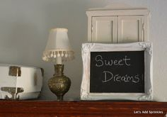 Let's Add Sprinkles: White Guest Room