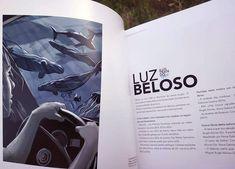 Luz Beloso, Ilustración: ILUSTRANDO GALICIA (2016-2017)
