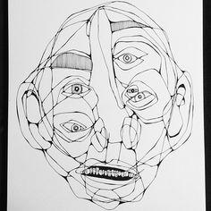#illustration #sketch #drawing #art