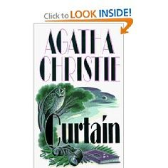 Curtain ~ by Agatha Christie
