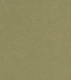 Home Decor Fabric-Crypton Suede-Green Tea $17.50