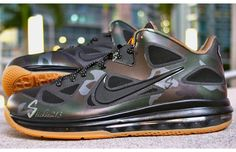 the latest 7286f c2252 Nike LeBron 9 Low