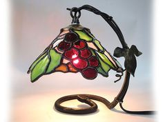 Go to our information site for a little more regarding this astounding farmhouse lamp Stained Glass Lamp Shades, Stained Glass Light, Stained Glass Door, Tiffany Stained Glass, Stained Glass Projects, Lantern Lamp, Candle Lanterns, Mosaic Glass, Fused Glass