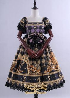 ❣~The Last Time Reminder~❣: Classical Puppets ★~Track of the Stars~★ Lolita OP Dress's Pre-order ❣~WILL END IN 8 HOURS LATER~❣ >>> http://www.my-lolita-dress.com/classical-puppets-track-of-the-stars-lolita-op-dress-cp-156