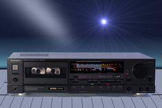 Kassettendeck Technics RS-B905 Technics Hifi, Hifi Audio, Audio Equipment, Engineering, Deck, Retro, Photography, Mixer, Sony