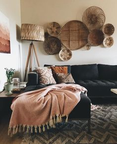 Home Interior, Interior Design Living Room, Living Room Designs, Interior Plants, Interior Livingroom, Interior Ideas, Interior Inspiration, Boho Living Room, Living Rooms