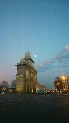 Puerta de Toledo, Madrid #Madrid.