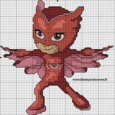 All Cartoon Characters, Cartoon Kids, Pj Max, Stitch Cartoon, Knitting Paterns, Butterfly Cross Stitch, Kid Character, Brick Stitch, Plastic Canvas Patterns