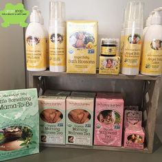 @gingersnapbaby on Instagram -- It's that time of year & we've got you covered with safe, toxin free, soothing products for every ANGEL BABY & EARTH MAMA. #gingersnapbaby #happyandhealthy #shoplocalclt #cltfamily #earthmamaangelbaby