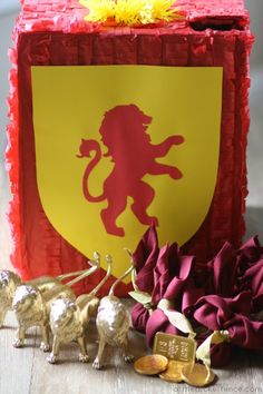 Fantastic ideas and inspiration for a Chronicles of Narnia Birthday Party!
