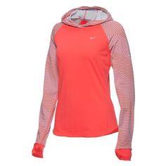 Nike Women's Printed Soft Hand Running Hoodie