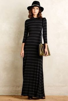 Sunday in Brooklyn Left Bank Maxi Dress