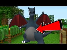 HE SPAWNED IN A SHINY CHARIZARD!   PIXELMON ISLAND SMP #12 - Minecraft Mods