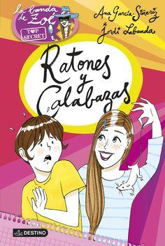 """""""Ratones y calabazas"""" Ana García-Siñeriz"""
