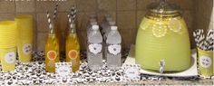 bumble bee party drinks