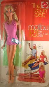 Barbie's cousin--Malibu PJ..had her!!