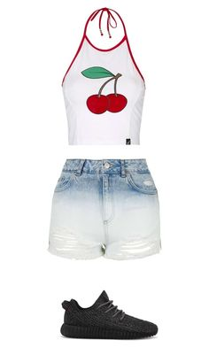 """Untitled #203"" by fweakydarcy on Polyvore featuring Topshop"