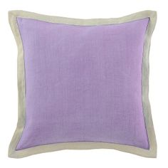 Emerson Pillow in Thistle | Room Furnishing Accessories, Accent Pillows from Company C