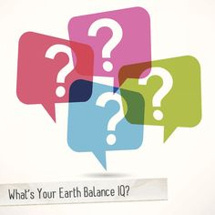 What's Your Earth Balance IQ? vegan, plantbased, Earth Balance, Made Just Right