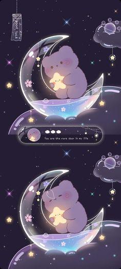 Pin Oleh Kellyl92 Di Cute Things :) Di 2021 | Wallpaper Kartun, Kartu Lucu, Kartu 6DF