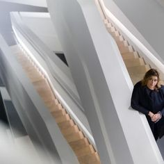Zaha Hadid: Curvy, futuristic and spaceship like buildings were introduced by world-renowned architect, Zaha Hadid. Not only was her architectural work iconic, she stretched her work towards the design industry as well.