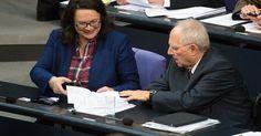 Jetzt lesen: Düstere Prognosen - Mission Rentenrettung: Was kriegt die Koalition noch hin? - http://ift.tt/2eMDPtl #story