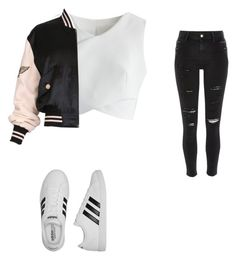 Designer Clothes, Shoes & Bags for Women Girly Things, River Island, Moschino, Biker, That Look, Adidas, Shoe Bag, Random, Fitness