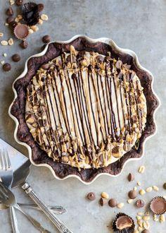La ricetta della torta al cioccolato e burro di arachidi -cosmopolitan.it