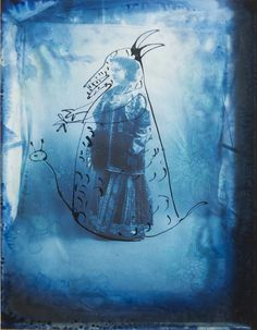 Cyanotypes et Inspirations - coco fronsac