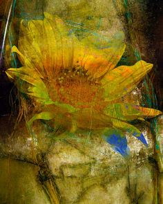 Love Van Gogh's sunflower!
