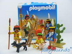 PLAYMOBIL 3396 OESTE WESTERN FAMILIA INDIA (VERSION 1 , AÑO 1989 - 1993) http://www.playmundo.es/playmobil-3396-oeste-western-familia-india-version-1--ano-1989---1993-8566-p.asp