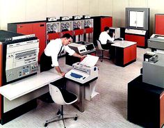 iIBM System/360 mainframe family. This gives you a better idea of what my job looked like.  I loved working with these machines and its so hard to believe that you can hold a computer in your hand that does all what this did.