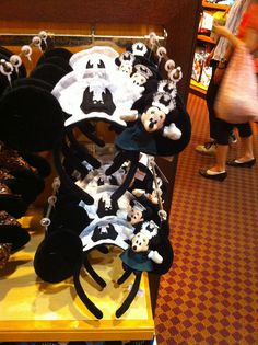Haunted Mansion Minnie Ears - Tokyo Disneyland