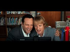 The Internship - Official Trailer - In Theaters June 7, 2013 >> This looks really fun....and I can so relate!