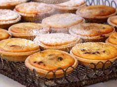 These traditional tarts - with a delicious dash of brandy - may well be the forerunner to the cheesecake recipes we have today