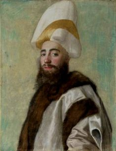 Portrait of a Grand Vizier (?) - Jean-Étienne Liotard - Wikipedia, the free encyclopedia