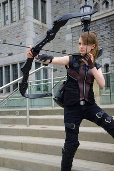 Hawkeye [GB]: Aim and Fire by AnyaPanda on DeviantArt