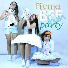 Portrait Xan | Teens - Festa do Pijama