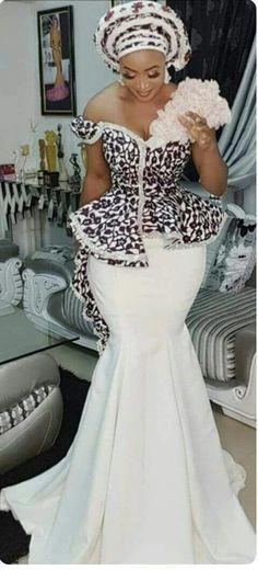 Mantos farewell dress #africanfashiondresses