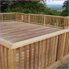 Best Build Deck Rail Install 2X2 Pickets With 2X4 Spacer 400 x 300