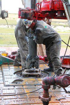 Setting The Drill Bit