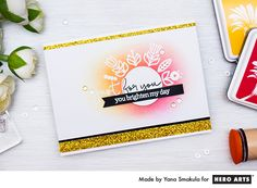 Just for You by Lia is a Hero Arts collection of Clear Design Stamps featuring a variety of stylized flowers, perfect for creating elegant cards and…