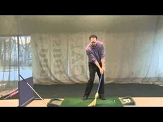 Top 3 Golf Drills to Improve Ballstriking - YouTube