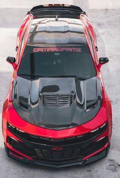 Fast Sports Cars, Super Sport Cars, Exotic Sports Cars, Fancy Cars, Cute Cars, Camaro Car, Chevrolet Camaro, Sports Cars Lamborghini, Custom Muscle Cars